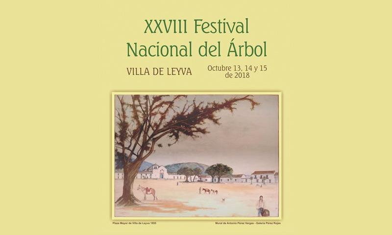 Festival del Árbol de Villa de Leyva 2019