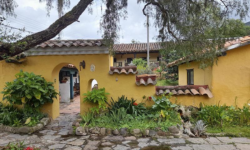 Villa de Leyva - Hotel Molino de la Mesopotamia
