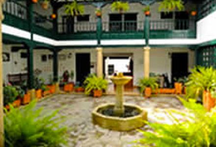 Hoteles Centro Histórico