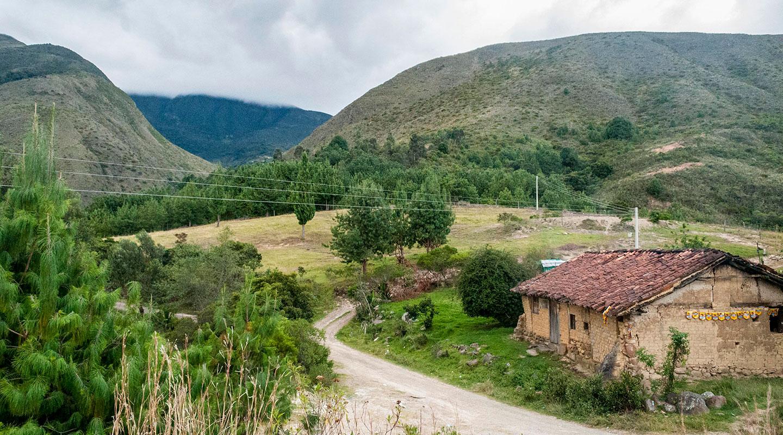 Santuario de fauna y flora de Iguaque - Villa de Leyva
