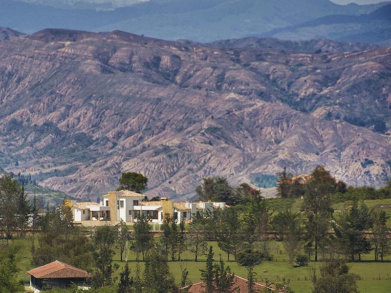 Desierto de Villa de Leyva